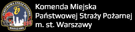 Komenda Państwowej Straży Pożarnej we Warszawie