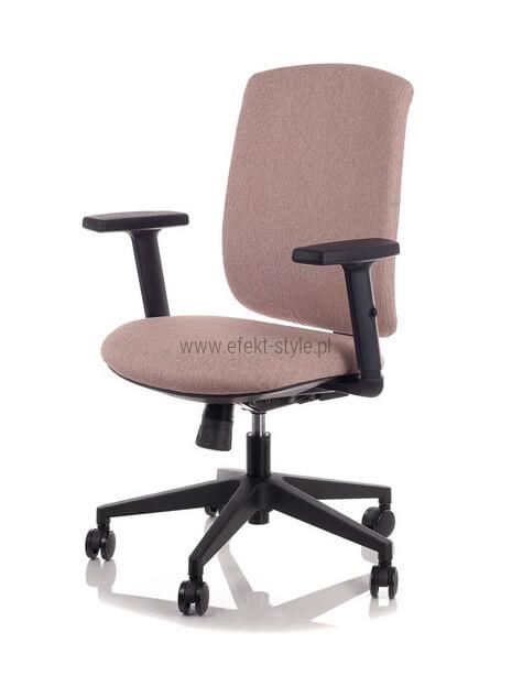 Fotel Biurowy Obrotowy EF-ZN-605B-6 beżowy
