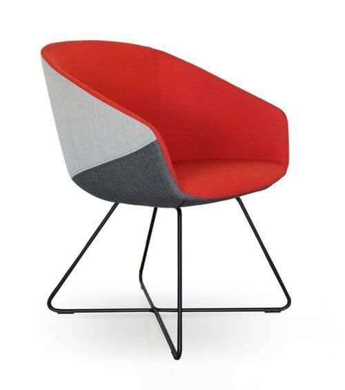 Krzesło konferencyjne - fotel OXXO OX 290